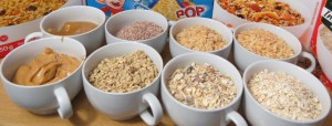 Step By Step: Make Your Own Diet Breakfast Bar